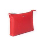 Dámska kožená kabelka SEGALI A6B červená