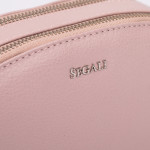 Kožená kabelka SEGALI 12 baby pink