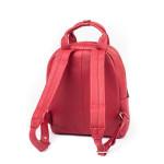Dámsky batoh kožený SEGALI 9026 rojo