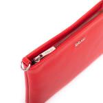 Dámska kabelka kožená SEGALI A1 červená